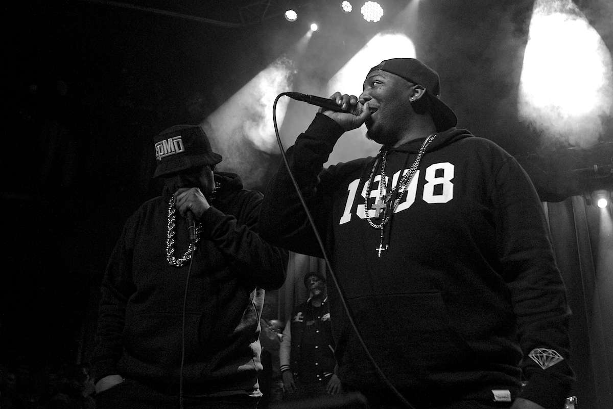 EPMD The Ardmore Music Hall Ardmore, Pa January 11, 2019  DerekBrad.com